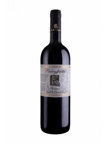 Feudi di Guagnano Pietrafinita Primitivo Salento, Italia, Rosu, Sec, 0.75L, 14.5% ABV