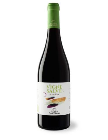 Feudi di Guagnano Vigne Salve Primitivo Bio, Italia, Rosu, Sec, 0.75L, 13.5% ABV