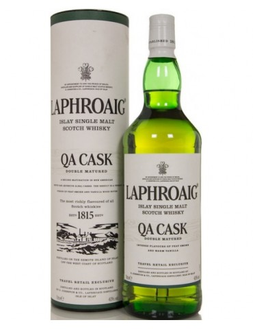 LAPHROAIG Quercus Alba, Single Malt, Scotia, 1L, 40% ABV
