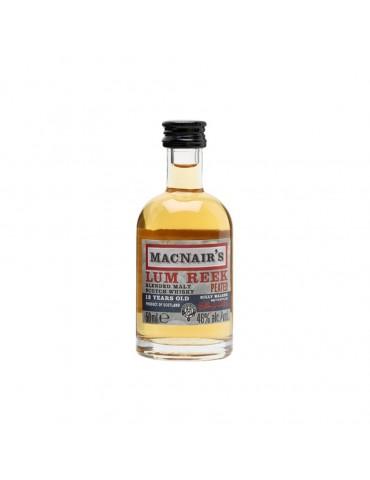 GlenAllachie Macnair's 12YO Mini, Blended Malt, Scotia, 0.05L, 46% ABV