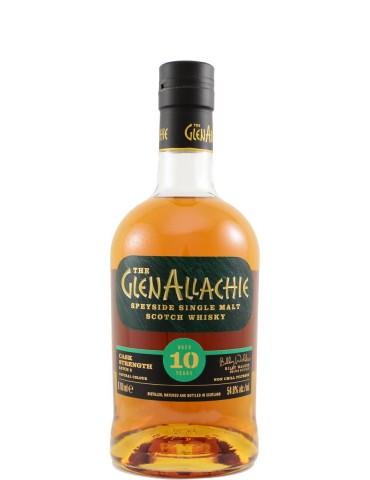 GlenAllachie 10YO, Single Malt, Scotia, 0.7L, 54.8% ABV