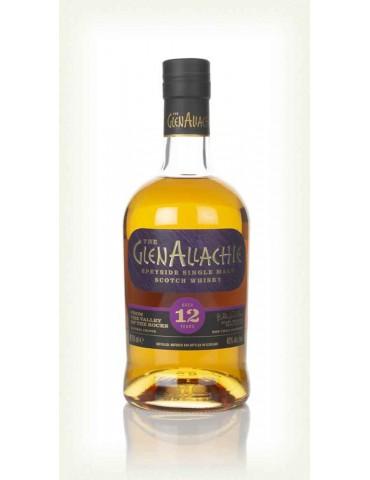 GlenAllachie 12YO, Single Malt, Scotia, 0.7L, 46% ABV