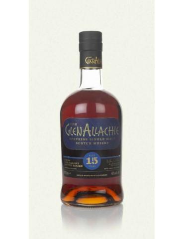 GlenAllachie 15YO, Single Malt, Scotia, 0.7L, 46% ABV