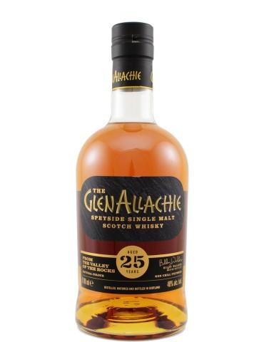 GlenAllachie 25YO, Single Malt, Scotia, 0.7L, 48% ABV