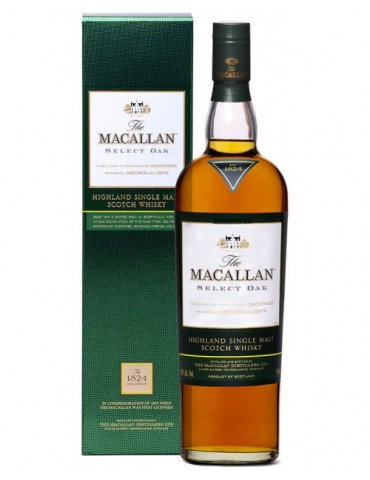 MACALLAN Select Oak, Single Malt, Scotia, 1L, 40% ABV