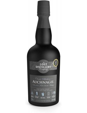 The Lost Distillery Auchnagie, Blended Malt, Scotia, 0.7L, 43% ABV
