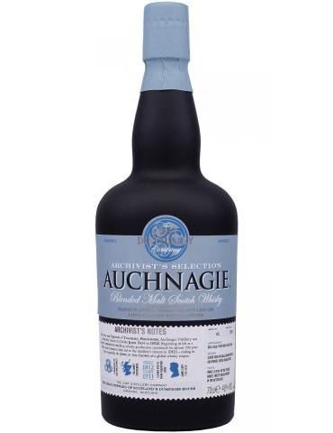 The Lost Distillery Auchnagie Archivist's Selection, Blended Malt, Scotia, 0.7L, 46% ABV