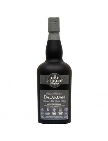 The Lost Distillery Dalaruan, Blended Malt, Scotia, 0.7L, 43% ABV