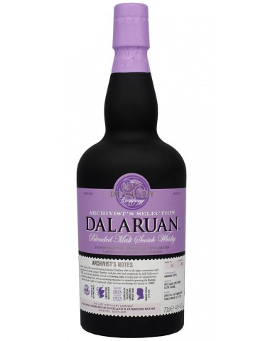 The Lost Distillery Dalaruan Archivist's Selection, Blended Malt, Scotia, 0.7L, 46% ABV