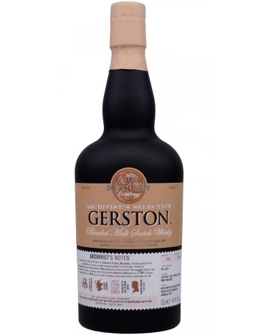 The Lost Distillery Gerston Archivist's Selection, Blended Malt, Scotia, 0.7L, 46% ABV