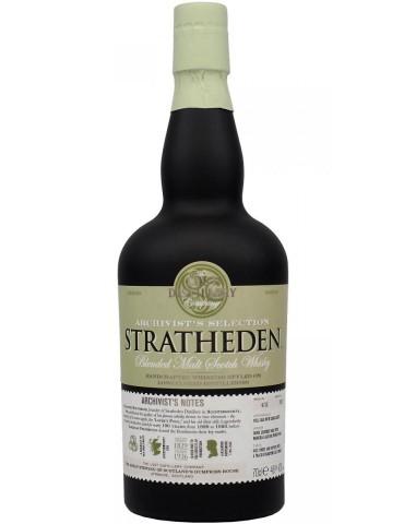 The Lost Distillery Stratheden Archivist's Selection, Blended Malt, Scotia, 0.7L, 46% ABV