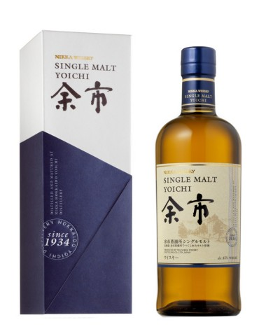 NIKKA Yoichi Non Age, Single Malt, Japonia, 0.7L, 45% ABV