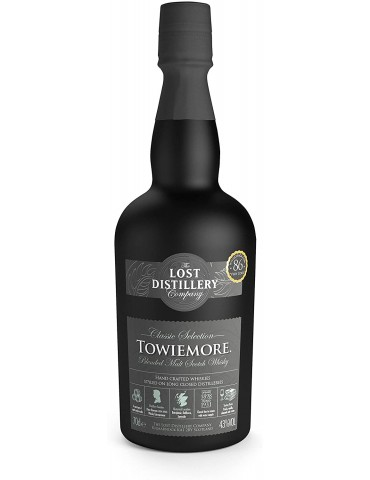 The Lost Distillery Towiemore, Blended Malt, Scotia, 0.7L, 43% ABV