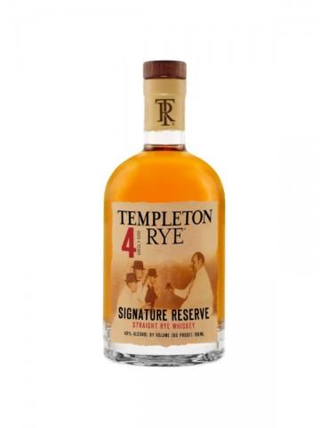 TEMPLETON Rye 4YO, SUA, 0.7L, 40% ABV