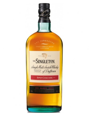 SINGLETON Spey Cascade, Single Malt, Scotia, 0.7L, 40% ABV