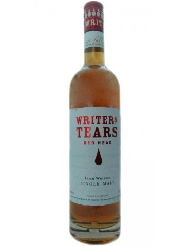 WALSH Writers Red Head, Single Malt, Irlanda, 0.7L, 46% ABV