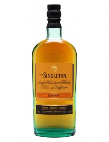 SINGLETON Sunray, Single Malt, Scotia, 0.7L, 40% ABV