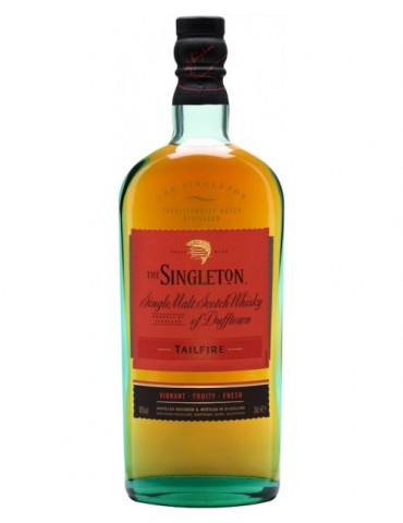 SINGLETON Tailfire, Single Malt, Scotia, 0.7L, 40% ABV