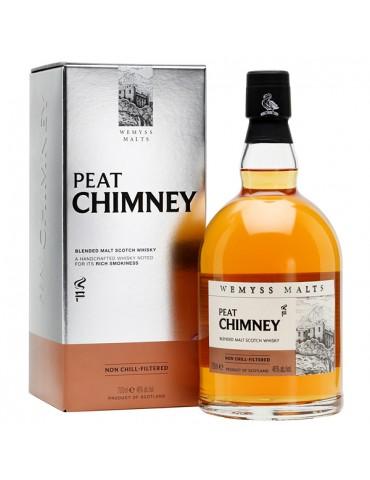 WEMYSS Peat Chimney, Blended Malt, Scotia, 0.7L, 46% ABV