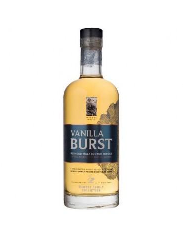 WEMYSS Vanilla Burst, Blended Malt, Scotia, 0.7L, 46% ABV