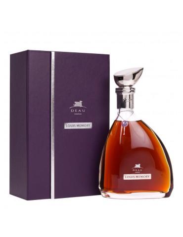 DEAU Louis Memory, Grande Champagne, 0.7L, 40% ABV, Gift Box