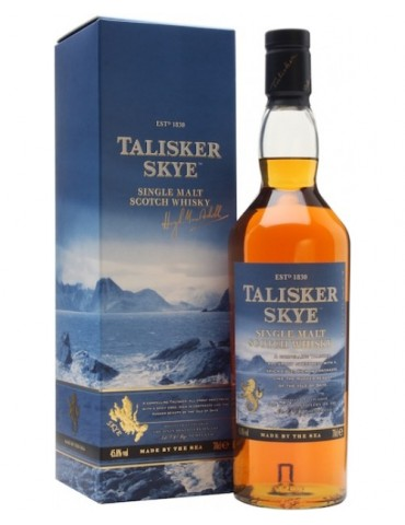 TALISKER Skye, Single Malt, Scotia, 0.7L, 45.8% ABV