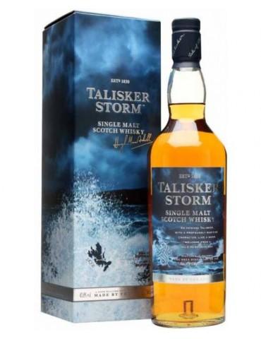 TALISKER Storm, Single Malt, Scotia, 0.7L, 45.8% ABV