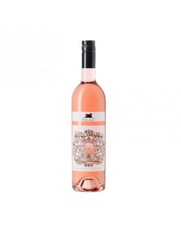 DEAU Pineau Rose, Franta, Rose, 0.75L, 17% ABV