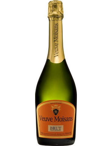 DEAU Veuve Moisans Blanc Brut, Franta, 0.75L, 12% ABV