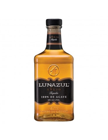 LUNAZUL Anejo, Mexic, 0.7L, 40% ABV