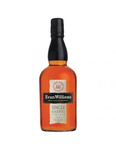 Evan Williams Single Barrel, S.U.A, 0.7L, 43.3% ABV