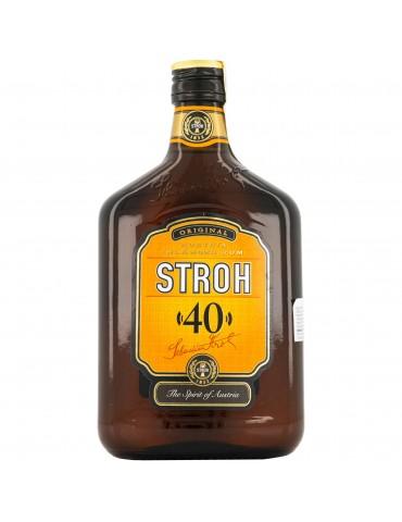 STROH 40, Austria, 0.7L, 40% ABV
