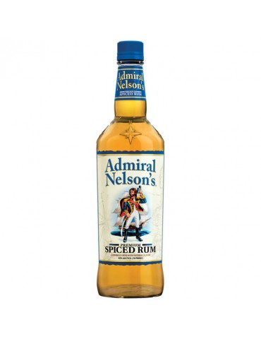 Admiral Nelson's Spiced Gold, S.U.A, 1L, 35% ABV