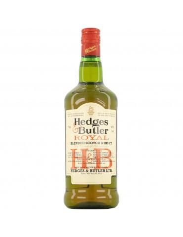 HEDGES & BUTLER 5YO, Blended, Scotia, 0.7L, 40% ABV