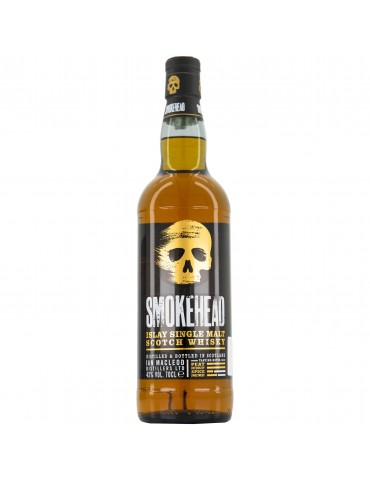 SMOKEHEAD Whisky, Single Malt, Scotia, 0.7L, 43% ABV
