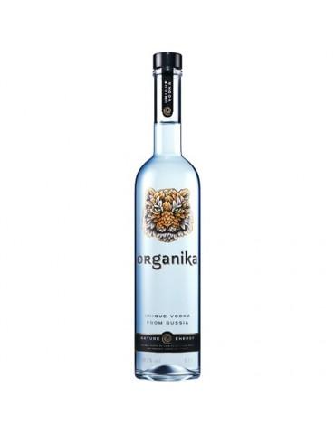 ORGANIKA Vodka, Rusia, 0.7L, 40% ABV