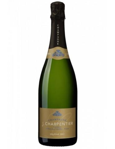 J. CHARPENTIER Millesime Brut 2012, Franta, 0.75L, 12% ABV