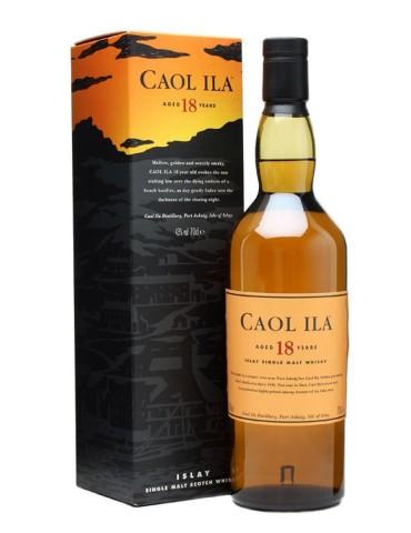 CAOL ILA 18YO, Single Malt, Scotia, 0.7L, 43% ABV