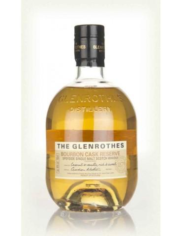 GLENROTHES Bourbon Cask, Single Malt, Scotia, 0.7L, 40% ABV