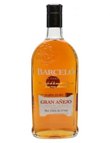 BARCELO Gran Anejo, Republica Dominicana, 0.7L, 37.5% ABV
