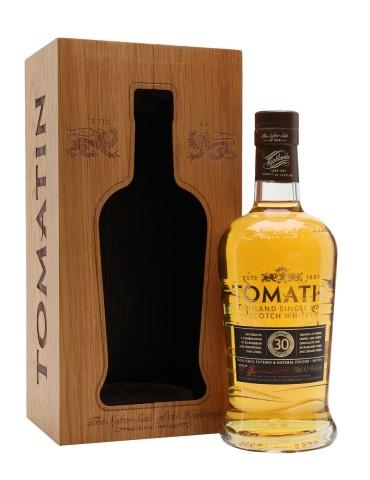 TOMATIN 30YO, Single Malt, Scotia, 0.7L, 46% ABV