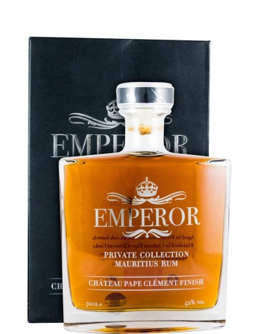 EMPEROR Private Collection, Mauritius, 0.7L, 42% ABV