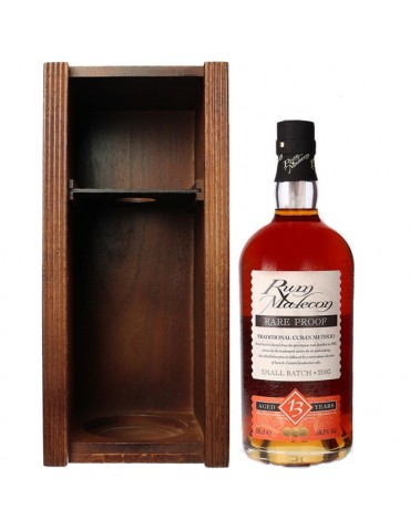 MALECON Rare Proof 13YO, Panama, 0.7L, 50.5% ABV