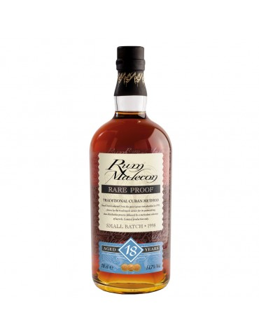 MALECON Rare Proof 18YO, Panama, 0.7L, 51.7% ABV