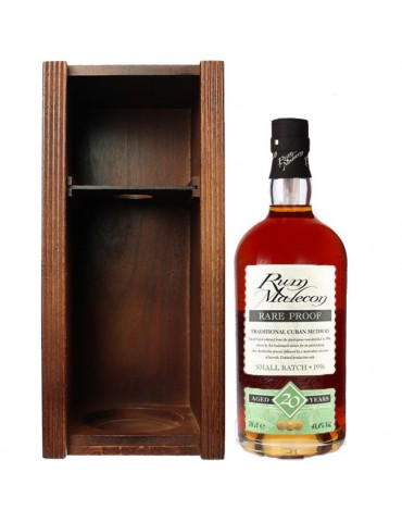 MALECON Rare Proof 20YO, Panama, 0.7L, 48.4% ABV