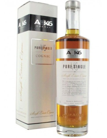 ABK6 Pure Single, VS, France, 0.7L, 40% ABV