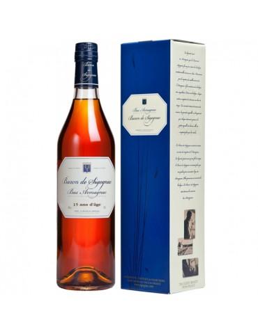 BARON DE SIGOGNAC DE 15 ANI Gift Box, 0.7L, 40% ABV