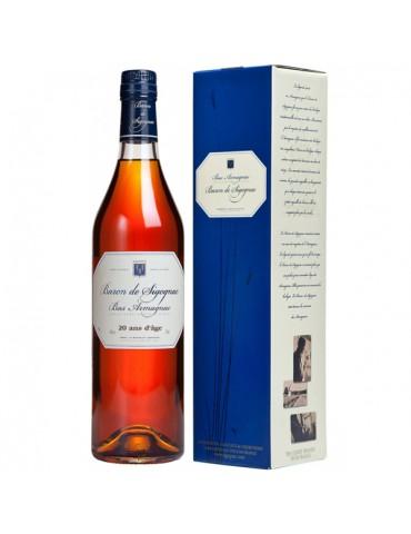 BARON DE SIGOGNAC DE 20 ANI Gift Box, 0.7L, 40% ABV