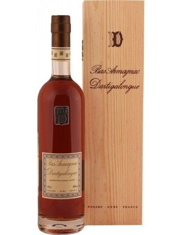 DARTIGALONGUE 1977, 0.5L, 40% ABV