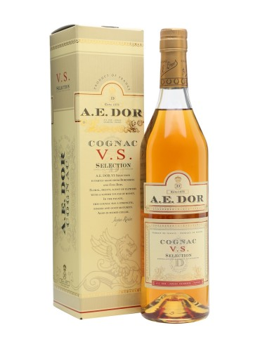 AE DOR Selection, VS, Borderies, 0.7L, 40% ABV